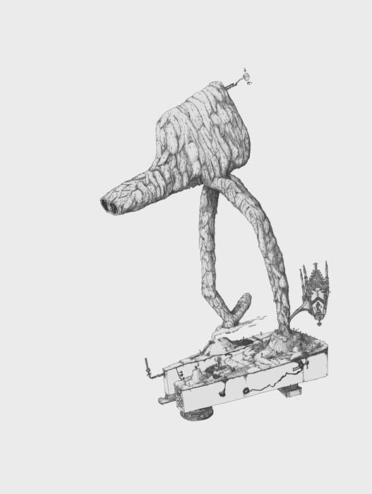 daniel sparkes mudwig art